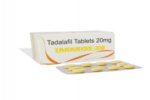 Tadarise 20 mg tablet – Online available at welloxpharma