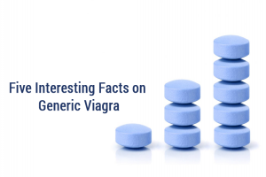 Five Interesting Facts on Generic Viagra